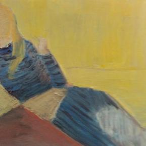 Oil on canvas, 5500 kr