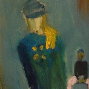 Oil on canvas, 6500 kr